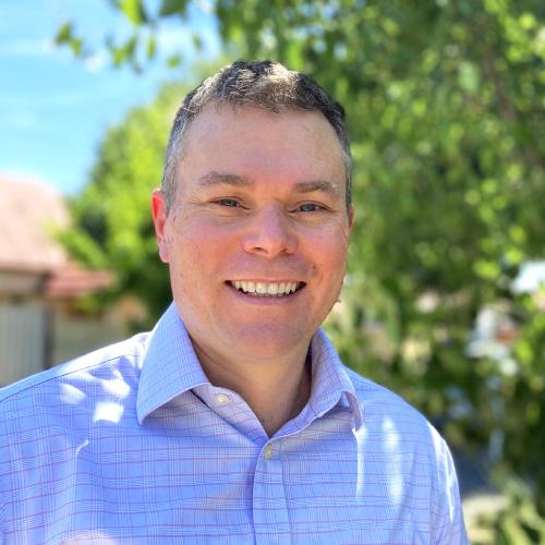 Geoff Slack, CEO